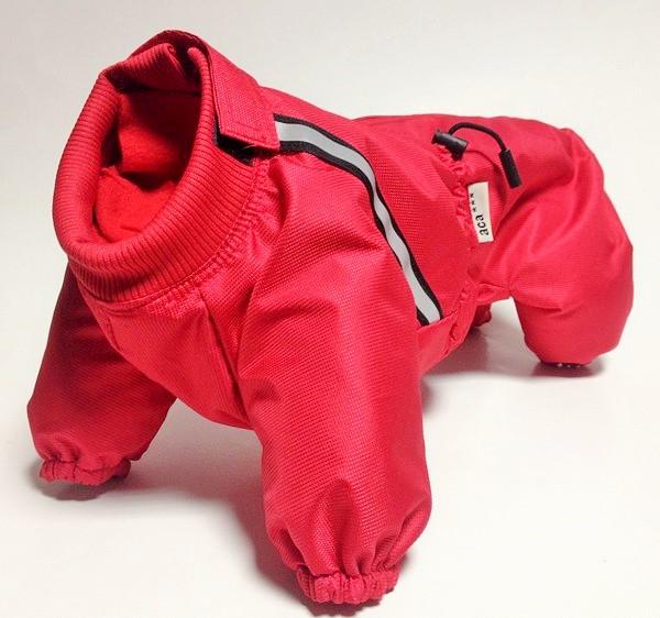 Červená šusťákovina RED STAR